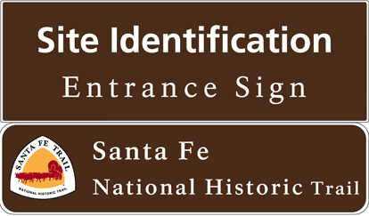Site Identification sign