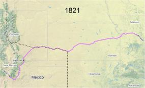Maps - Santa Fe National Historic Trail (U.S. National Park Service)
