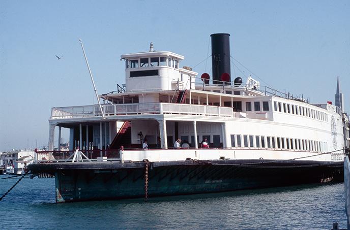 Eureka - San Francisco Maritime National Historical Park (U.S ...