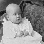 Inda Frances Durkee as a baby (SAFR P00.08000)