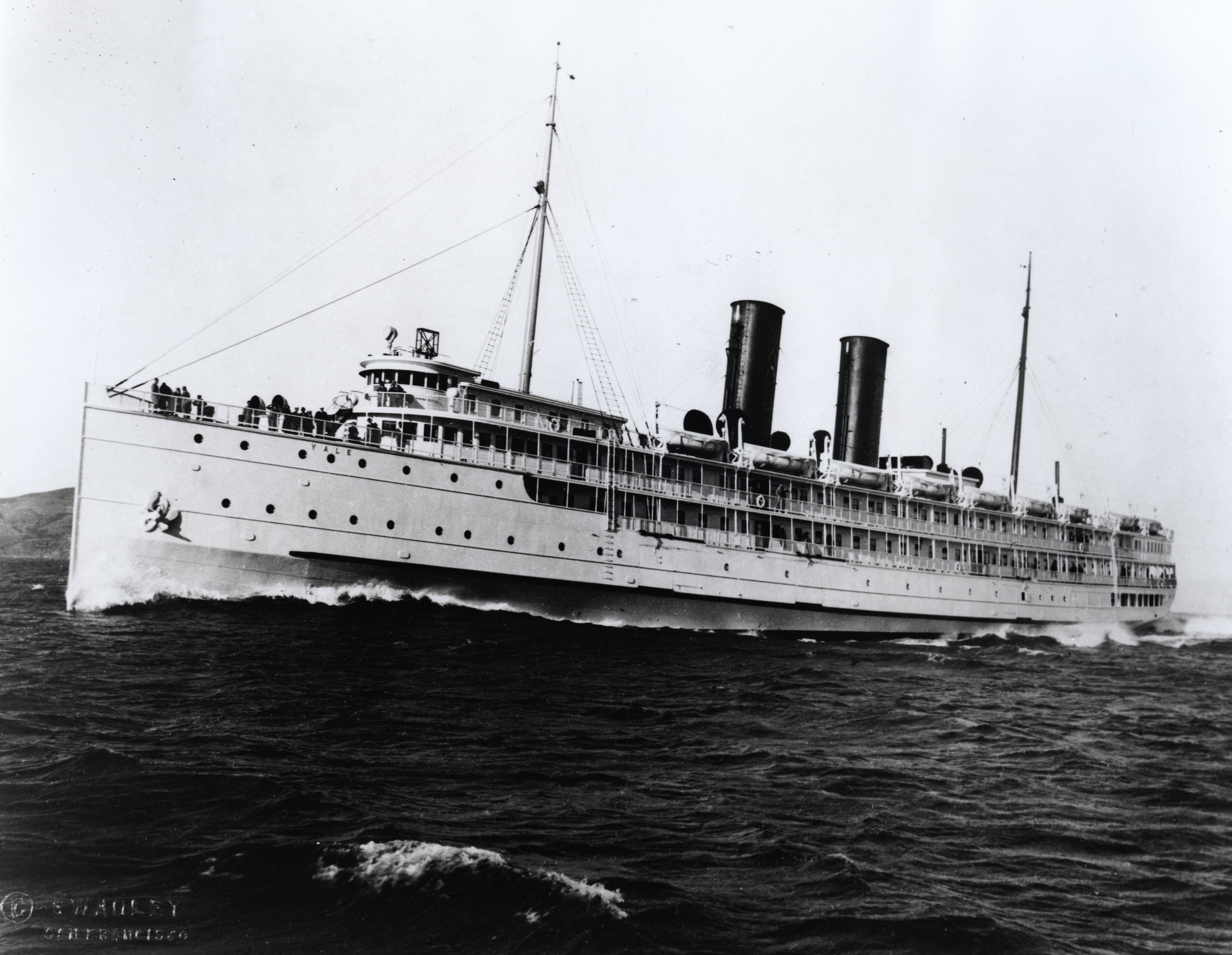 Steam turbine coastal liners of the west coast san for The craft of research audiobook