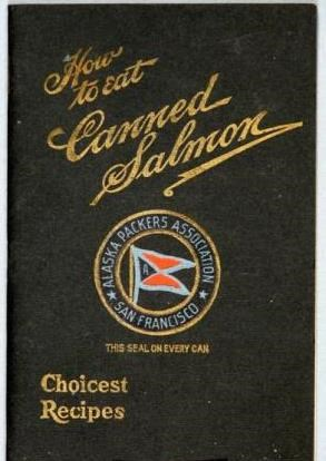 How to Eat Canned Salmon, abridged edition cover (SAFR 20762)