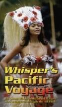 Cover of videocassette edition of Whisper's Pacific Voyage depicting woman in feathered dress