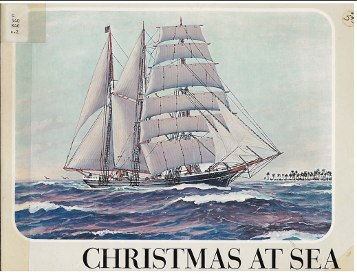 Christmas At Sea Book Cover