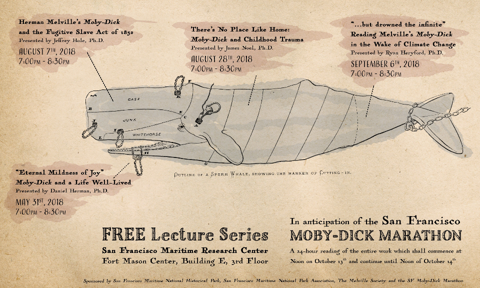 2018 Moby-Dick Marathon Lecture Series