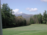 Mt. Ascutney as seen from Aspet