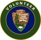 The Volunteer Patch worn by every National Park Service volunteer.