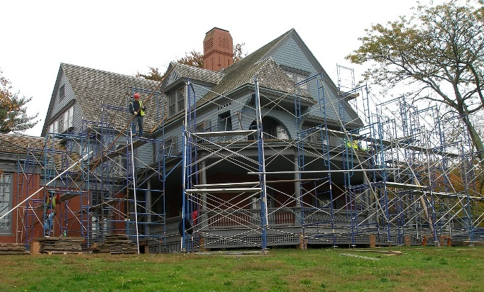 Theodore Roosevelt Home Restoration Project