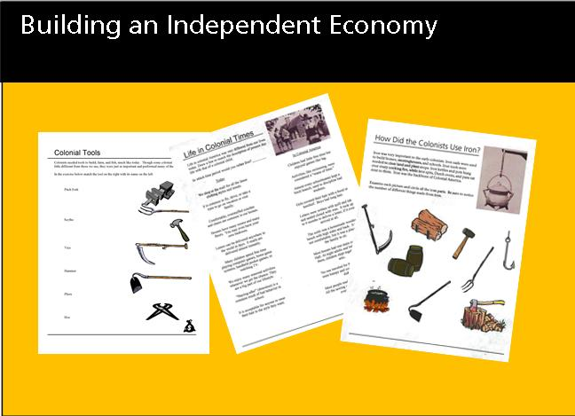 Building and Independent Economy Title