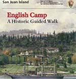 English Camp color self-guided walk booklet