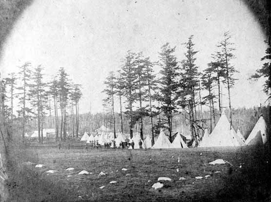 American_Camp_tents