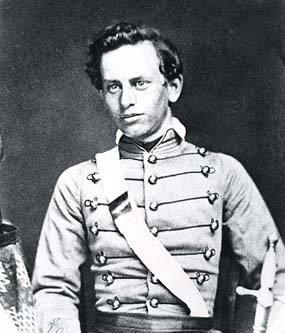 Henry M Robert_as a cadet