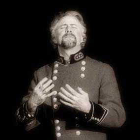 Mike Vouri as George Pickett