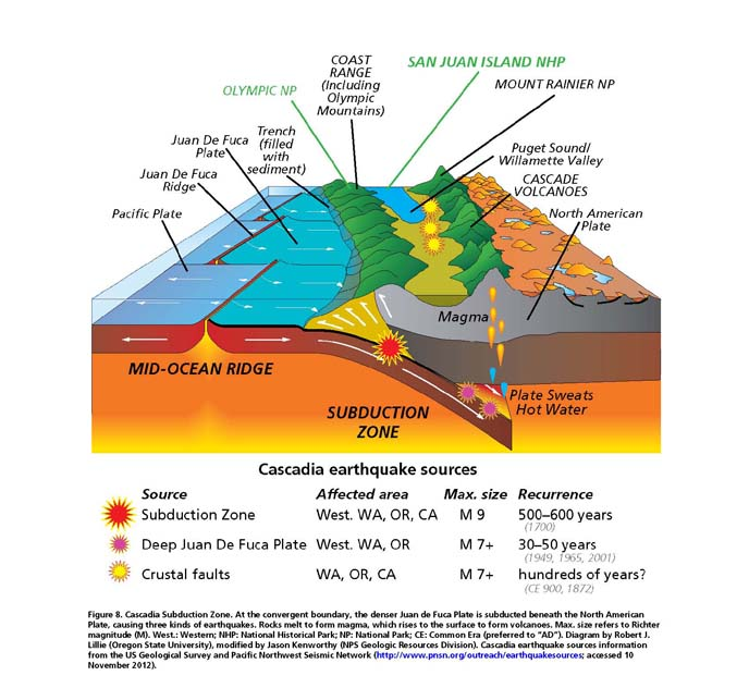 subduction zone_compress