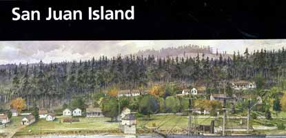 San Juan Island NHP map and guide