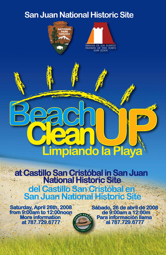SAN JUAN NATIONAL HISTORIC SITE HOSTS VOLUNTEER ACTIVITY