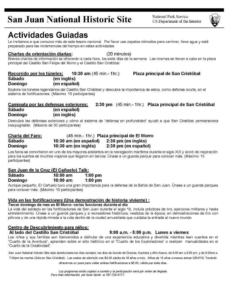 Guided activity sheet template español 2013