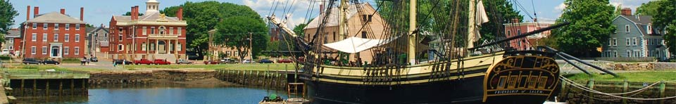 Salem Maritime National Historic Site