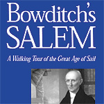 detail of cover of NPS publication Bowditch's Salem