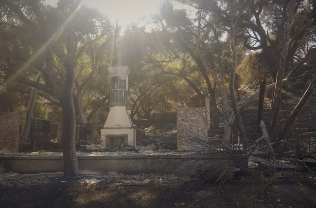Peter Strauss Ranch Woolsey Fire 2018