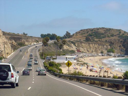 PCH is one of the most famous roads that travels through the park. USDOT photo