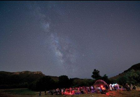 Previous Sky Star Party at Rancho Sierra Vista