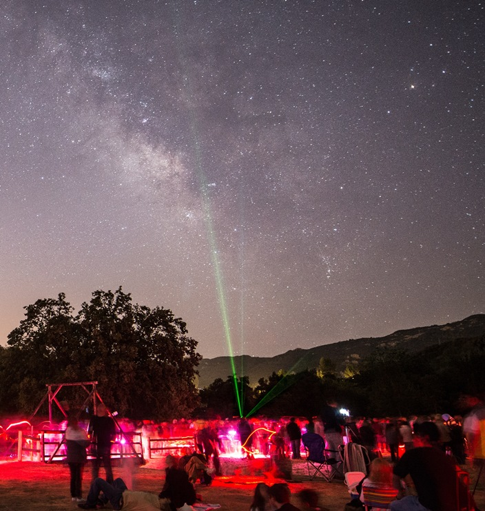 Summer Star Party at Paramount Ranch