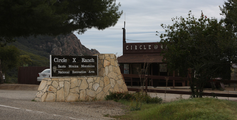 Ranger Station at Circle X Ranch