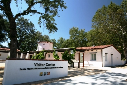 Interagency Visitor Center at King Gillette Ranch located in Calabasas, CA. Open from 9am - 5pm daily.