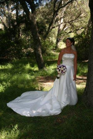 Both Peter Strauss Ranch and Paramount Ranch can be a great venue for a wedding anytime of the year.