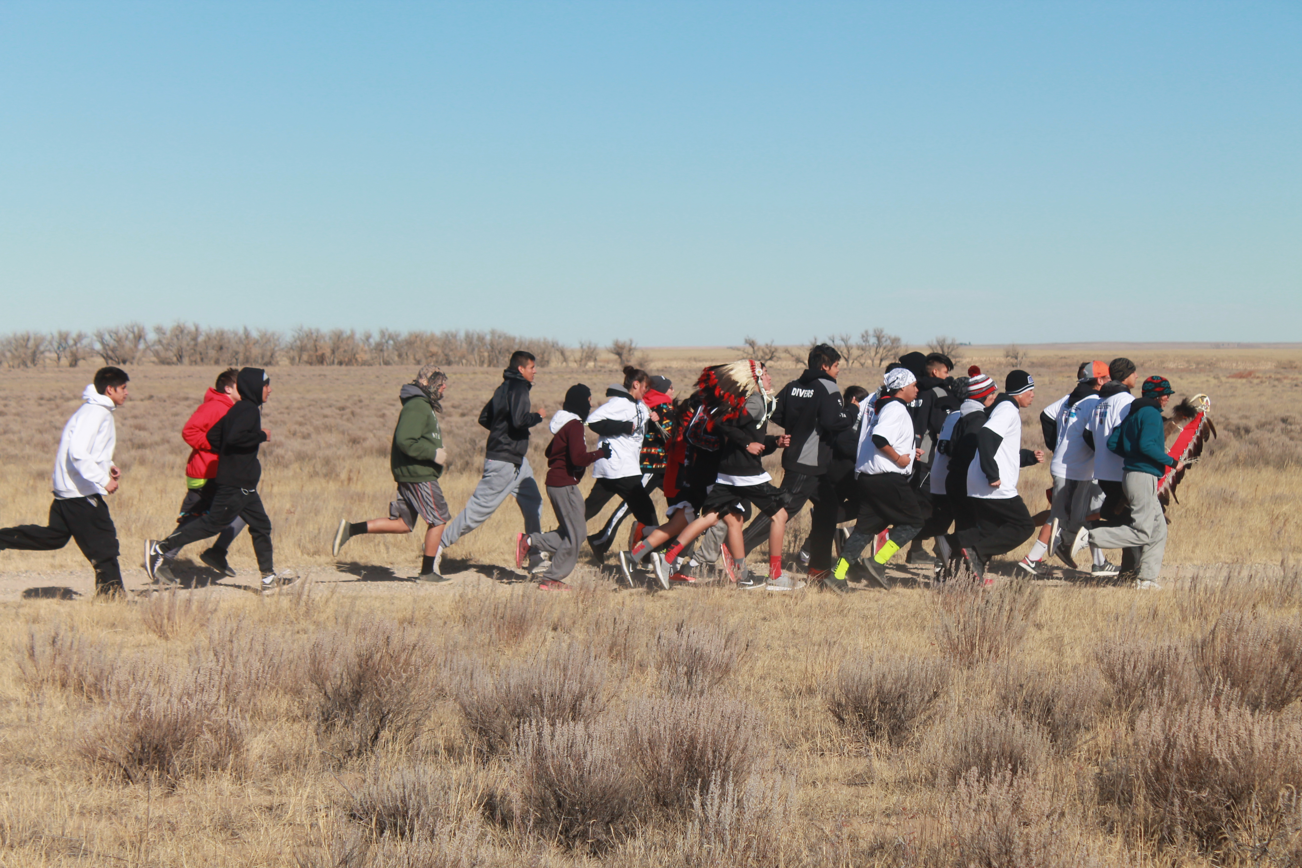 Annual Spiritual Healing Run-Walk - Sand Creek Macre ... on