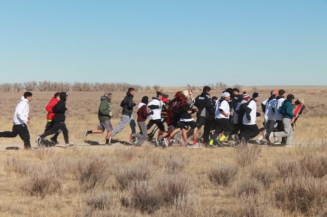 Annual Spiritual Healing Run-Walk - Sand Creek Massacre