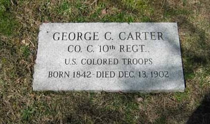 Carter Burial Stone