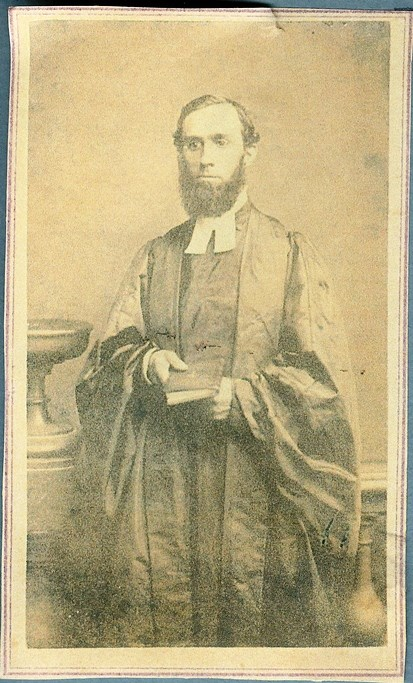 Rev. William S. Coffey