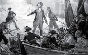 Evacuation of Brooklyn