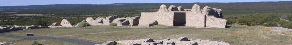 Image of Gran Quivira Mission