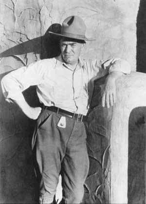Frank Pinkley NPS