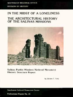 Cover of Historic Structures Report