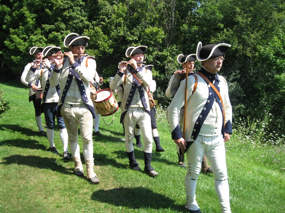 Fort Ticonderoga Fife and Drum Corps