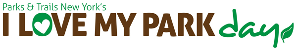 Parks and Trails New York logo for I Love My Park Day