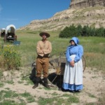 Living history on the Oregon Trail
