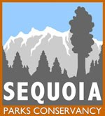 Logo of the Sequoia Parks Conservancy