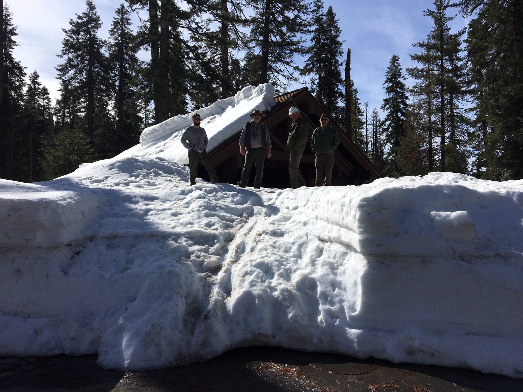 sequoia and kings canyon national parks expect some late