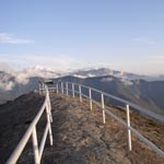 Moro Rock trail offers expansive views