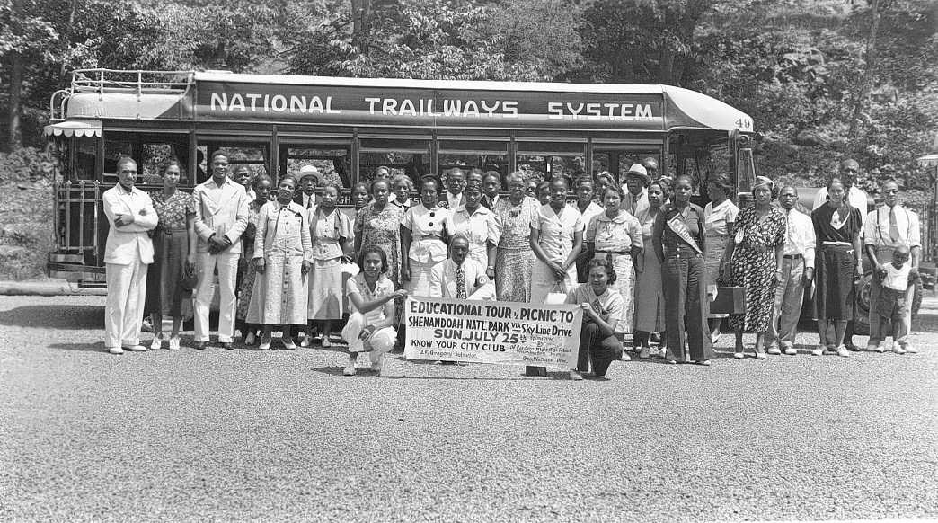 Bus Tour (ca 1950)