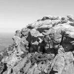 Old Rag granite summit.