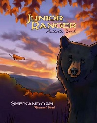 Shenandoah National Park Junior Range Book