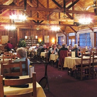 Big Meadows Lodge Dining