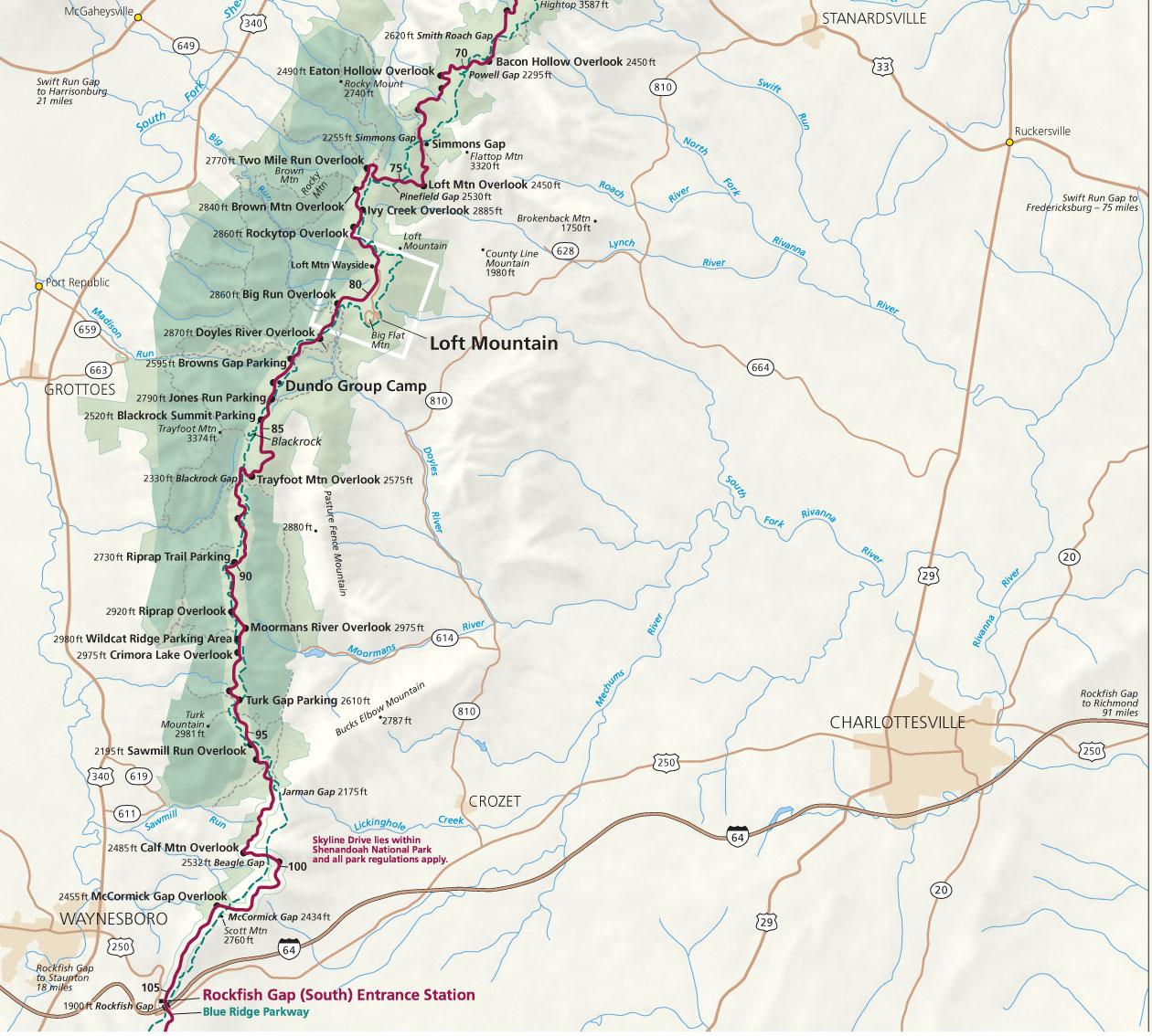 Shenandoah National Park (U.S. National Park Service