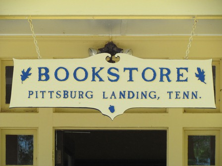 bookstore at Shiloh